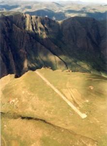 Аэропорт Матекане