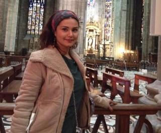 Нателла Керимова в Милане